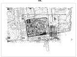 规划总用地23452平米居住总户数382户海滨花园规划设计总平面图图片1