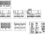 某小区高层强弱电系统图,共7张图片1