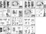 某地下室人防通风系统cad全套施工平面图纸(含人防、给排水、通风设计说明)图片1