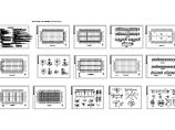 【金华】4098平米门式刚架轻钢结构厂房结构施工图图片1