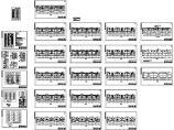 某五层砖混结构住宅楼全套电气施工图(三级负荷)图片1
