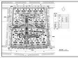 总用地面积37813.18平方米小区规划总平面图1张 含经济技术指标图片1