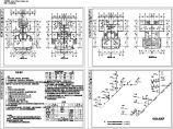 某 3层双拼别墅给排水施工图纸(标注明细)图片1
