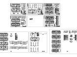 某六层住宅楼电气暖通设计图纸图片1