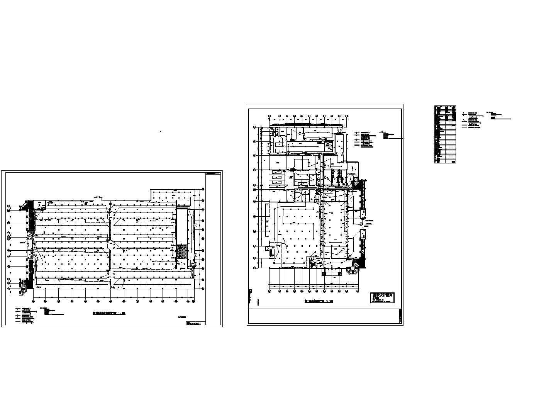 某地区酒店火灾自动报警系统设计电气施工图图片3