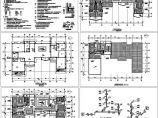 【河北】地区某三层别墅地暖全套施工图图片1