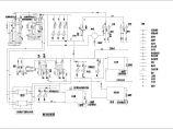 西北发电厂锅炉房系电气详细设计图图片1