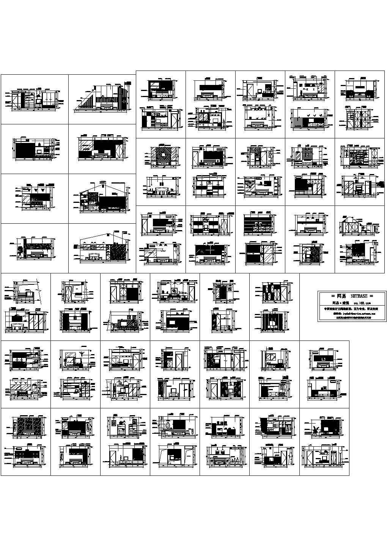 43个主人房及卧室立面装修设计方案图集图片1