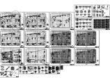 精选优质的建材商场空调暖通CAD设计图图片1
