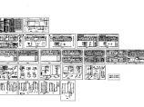 某地12层市人民医院外科楼水施图纸(含排水系统图)图片1