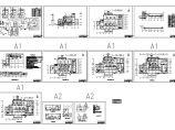 最新整理的15万平米采暖锅炉房CAD工艺设计图图片1