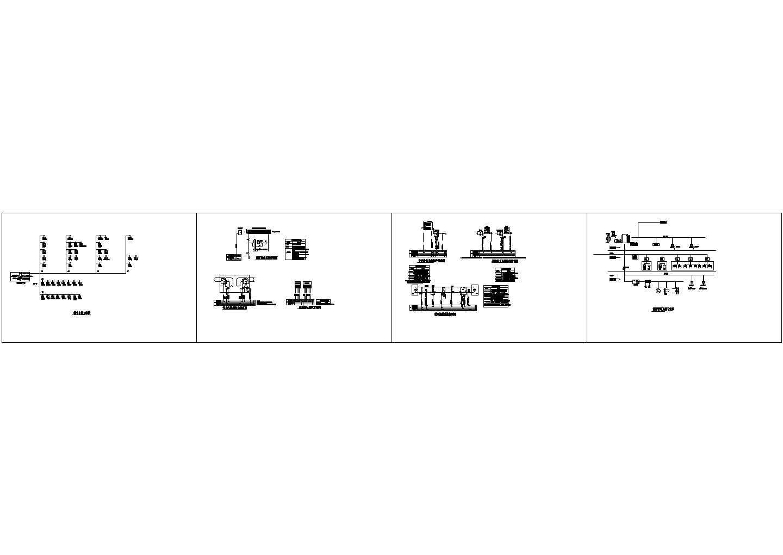 设备控制原理图、智能化系统图图片1
