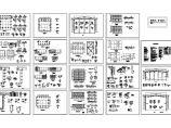 郑州市构厂房结构设计图施工图图片1