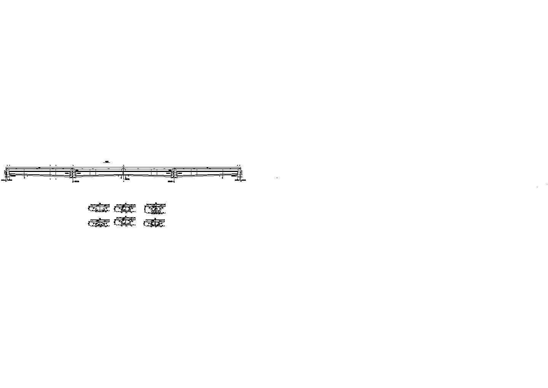 杭州地铁一号线工程某站区间高架桥段箱梁模板支撑架专项施工方案图片1