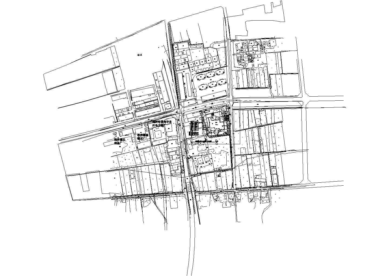 威县三个幼儿园项目建筑总平面图纸图片1