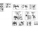 欧式高档别墅全套景观设计图纸图片1