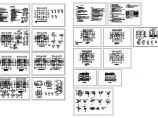 某市村民框混结构住宅通用图纸图片1