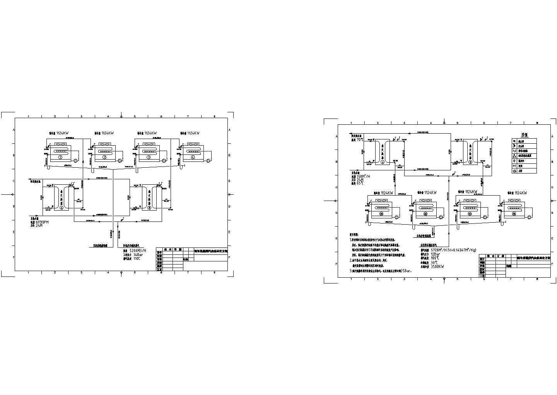 氨制冷系统排汽余热回收方案图片1