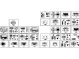 古建筑施工设计CAD图图片1
