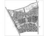 杭州某地花园小区规划及景观绿化cad设计图图片1