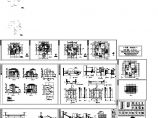 某三层经典别墅设计图(含建筑设计说明)图片1