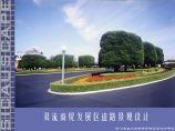[四川]某双流商贸发展区道路景观设计方案图片1