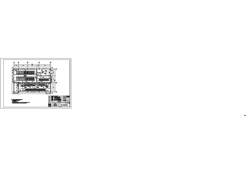 电控楼电气设备布置图图片1