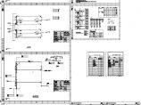甲类仓库电气照明配电系统施工图图片1