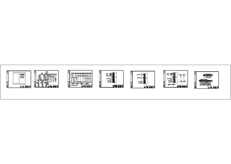 某设备控制设计图纸设计图片1