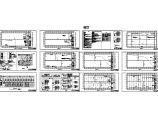 某单层厂房电气施工图纸图片1