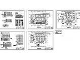 4X4T锅炉房电气设计图纸图片1