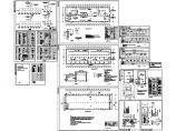 某地区机修厂房电气施工图纸图片1