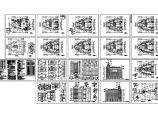 集团公司科研信息中心[办公楼]建筑施工图图片1