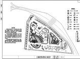方城收费站景观方案设计图纸图片1
