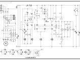 消防泵控制电气原理图纸设计图片1