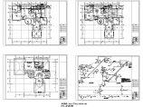 某2层独立别墅给排水设计图图片1