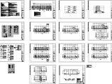 1240平方米三层办公楼电气设计施工图图片1