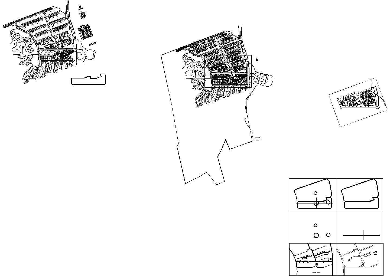 [武汉]自然山水生态别墅景观规划设计方案JPG图片1