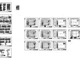 经济开发区标准厂房电气施工图纸图片1