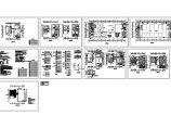 某多层职工用房及工业厂房电气CAD图图片1