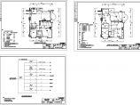 珠江广场A栋P型住宅室内装修施工图图片1
