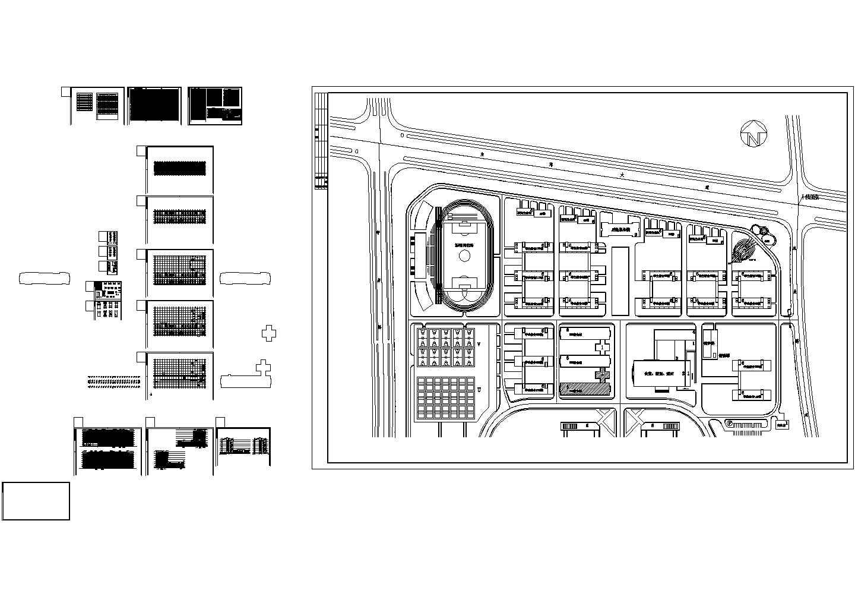 [安徽]大学3栋学生公寓楼建筑安装工程预算书(含建筑结构水电图纸)图片1