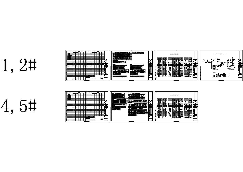 厦门大学翔安校区主楼群(1245#楼)初步设计文件汇总图片1