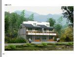 208平方米二层砖混结构住宅设计cad图图片1