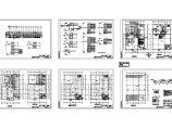 某五层加速器厂房电气设计图纸图片1