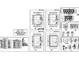 西安某古建营业厅施工图(建筑设计说明、门窗表)图片1
