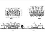 排式住宅建筑方案设计CAD图纸图片1