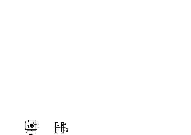 【26套】木饰面类装修cad图纸图片1