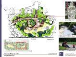 [北京]别墅区滨河道路绿化带景观设计方案图片1