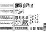 世纪宏苑9495平方六层混合结构住宅楼建筑施工图纸(标注明细)图片1